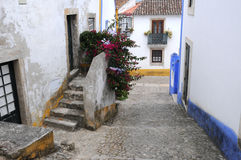 Portugal, Obidos Royalty Free Stock Images