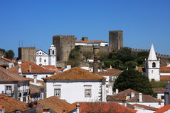 Portugal Obidos Royalty Free Stock Photo