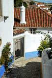Portugal, Obidos: Royalty Free Stock Image
