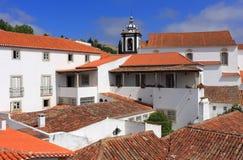 Portugal,  Obidos historical centre. Royalty Free Stock Photos