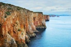 Portugal ocean shore Stock Photo