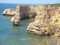 Portugal. One of the lovely coasts in Portugal you have to visit Royalty Free Stock Image