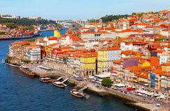 Portugal, Oporto Foto de archivo libre de regalías