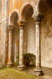 Portugal, palácio de Pena, Sintra, residência real do príncipe Ferdina imagens de stock royalty free