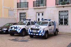 Free Portugal Police Royalty Free Stock Photography - 141391957