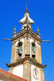 Portugal, Ponte de Lima: San Antonio church Royalty Free Stock Photo