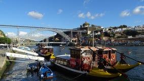 Portugal - Porto Arkivfoton