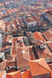 Portugal. Porto. Aerial view over the city Royalty Free Stock Photo