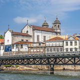 Portugal, Porto. Church of the Brotherhood of the Holy Souls and Royalty Free Stock Photos