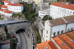 Portugal. Porto city. Historical part of Porto Royalty Free Stock Photography