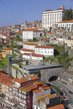 Portugal. Porto city. Old historical part of Porto Royalty Free Stock Photo