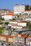 Portugal. Porto city. Old historical part of Porto Stock Photos