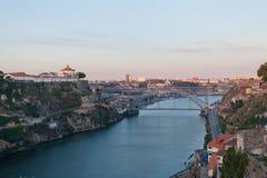 Portugal. Porto city. Royalty Free Stock Image