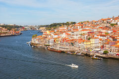 Portugal. Porto city. Royalty Free Stock Images