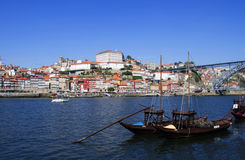 Portugal.Porto Royalty Free Stock Photography