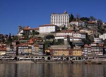 Portugal Porto The Douro and Ribeira Royalty Free Stock Photos