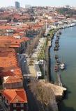 Portugal. Porto. Gaya Royalty Free Stock Photography