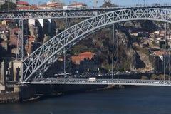 Portugal Porto oPorto Royaltyfri Foto