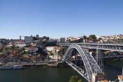 Portugal Porto oPorto Royaltyfri Bild