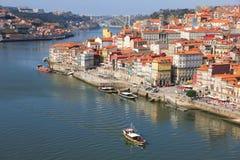Portugal. Porto stad royalty-vrije stock afbeeldingen
