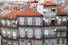 Portugal. Porto stad stock foto