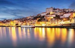 Portugal - Porto at sunset stock photos