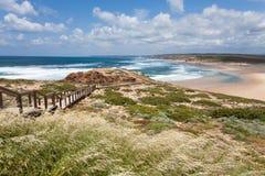Portugal - Praia da Bordeira Stock Photo