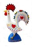 portugal rooster Arkivfoton