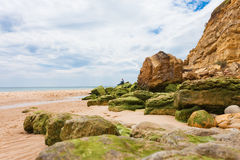 Portugal - Salema Royalty Free Stock Photography