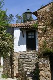 portugal schistbyar Royaltyfria Foton