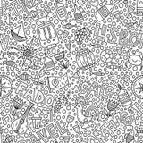 Portugal Seamless pattern stock illustration