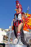 Portugal,Sesimbra,19-02-2012 Carnival Royalty Free Stock Image