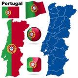 portugal set vektor