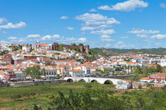 Portugal - Silves Stockbilder