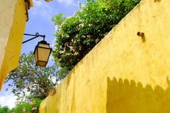 Portugal silves algarve architektury Zdjęcia Stock
