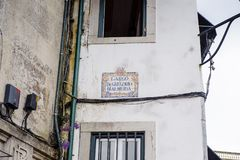 portugal sintra Obraz Stock
