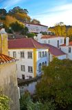 Portugal Sintra. Royaltyfria Bilder