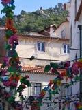 portugal sintra Royaltyfri Foto