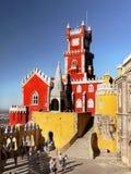 portugal sintra Royaltyfria Bilder