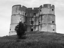 Portugal slottar Arkivbilder