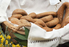 Portugal Smoked Sausages royalty free stock images