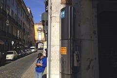 Portugal Telecom Fotografía de archivo