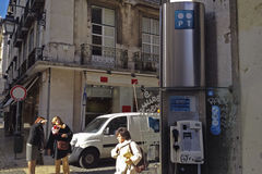 Portugal Telecom Fotos de archivo libres de regalías