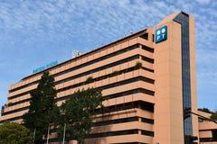 Portugal Telecom a Lisbona Immagine Stock