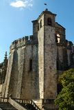 Portugal, Tomar; fortress Stock Photos