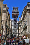 Portugal tower. City lisbon lisboa Stock Photo