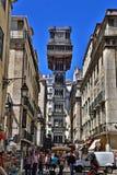 Portugal-Turm Stockfoto
