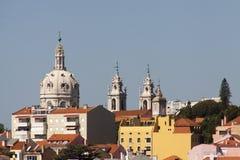 Portugal Lisbon Stock Photography