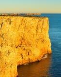 Portugal west coast landscape Royalty Free Stock Images