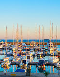 Portugal yachts marina Royalty Free Stock Image